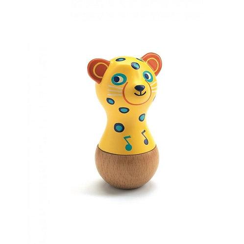 Maracas léopard