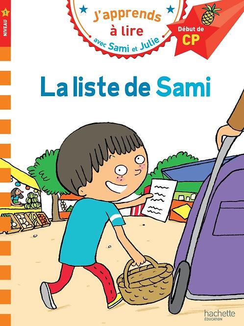 La liste de Sami