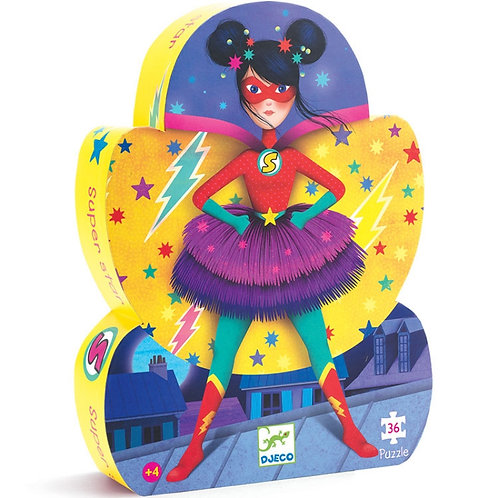 Puzzle Super-héroïne