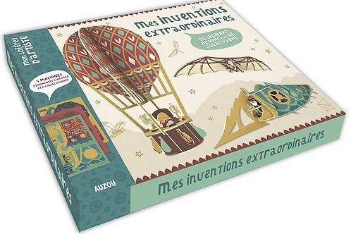 Inventions extraordinaires - Jules Verne et Léonard de Vinci