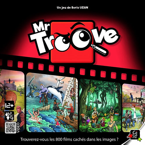 Mr. Troove