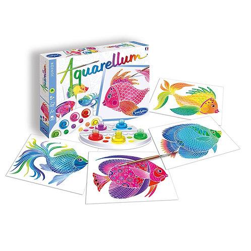 Aquarellum - Poissons