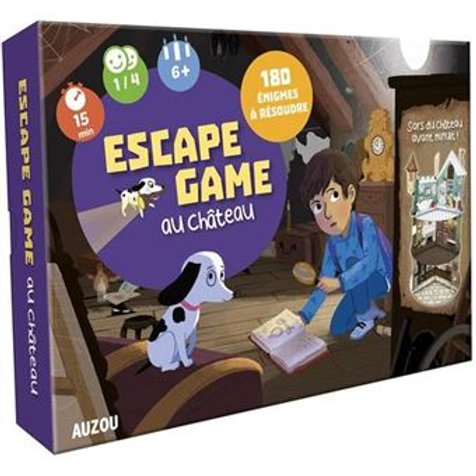 Escape Game au château