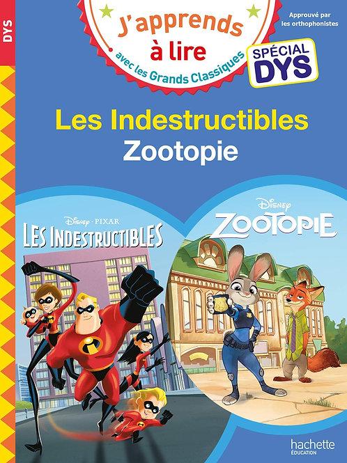 Les indestructibles - Zootopie