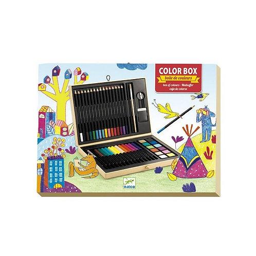 Petite boite de coloriage
