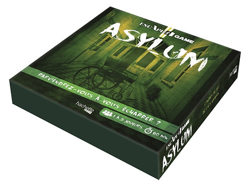 Asylum - Escape Game