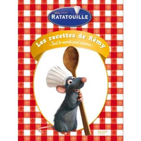 Les recettes de Rémy