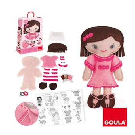 Kit couture fillette