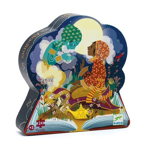 Puzzle Aladin
