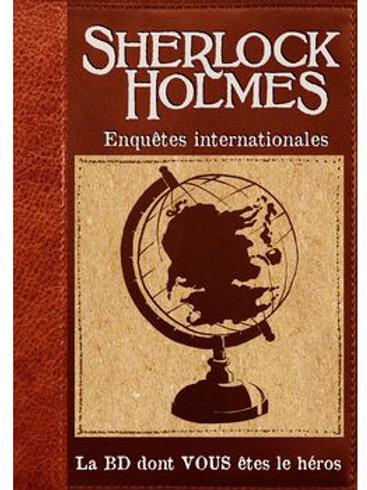 Sherlock Holmes - Enquêtes internationales