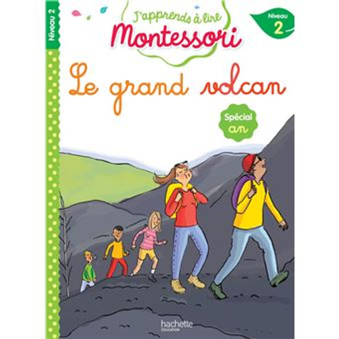 Le grand volcan