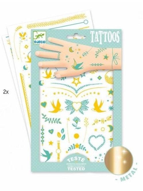 Tatouages - Bijoux de Lily
