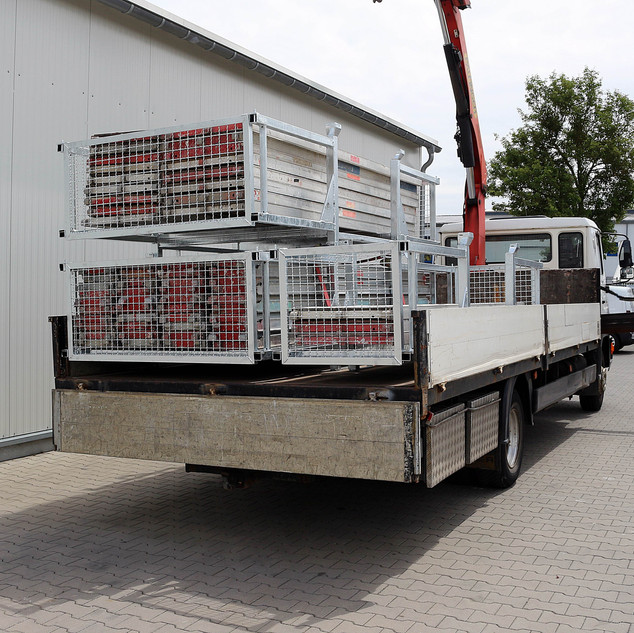 Transportgestelle 3