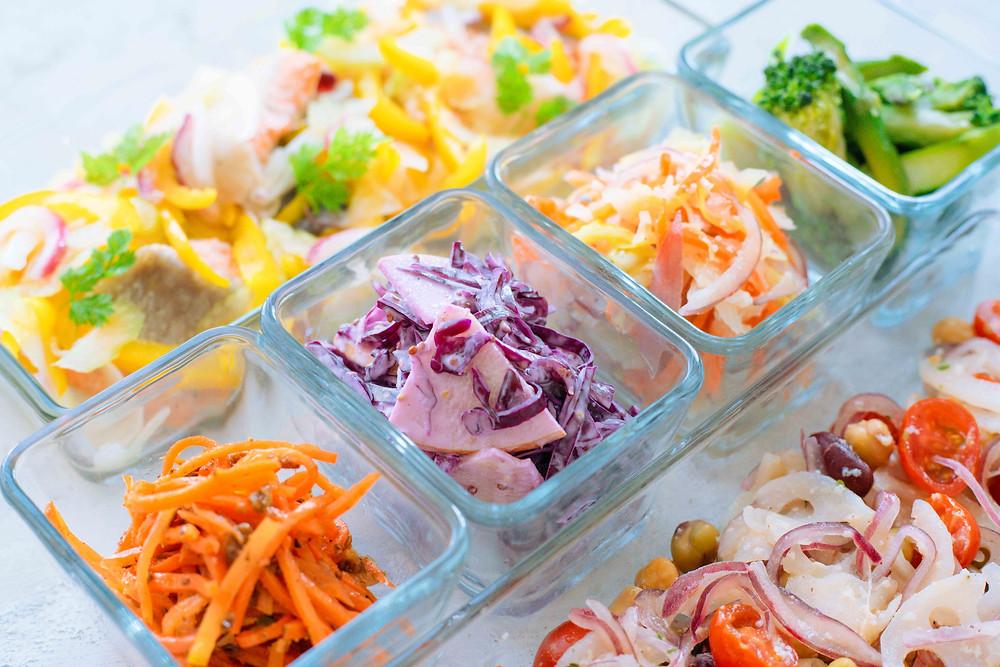 がじゅま〜る冷凍惣菜