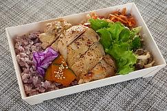 鶏もも肉西京焼きオーガニック弁当.jpg