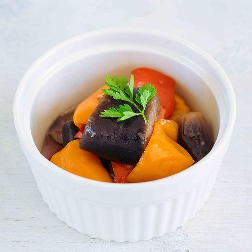 茄子とパプリカのハニーマリネ(100g)