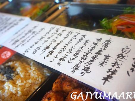 【会議・接待弁当】オーガニック旬菜弁当お届け♪