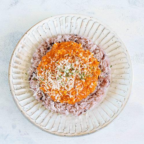 鶏ひき肉のオーガニックスパイスキーマカレー(200g)