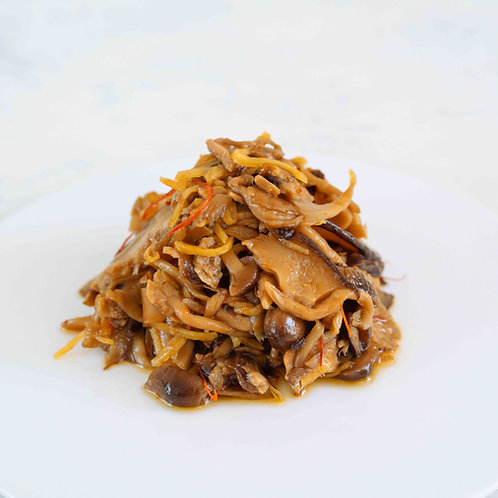 椎茸・しめじ・舞茸の生姜煮(100g)