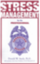 Stress Management for the Professional Corrections Officer book cover