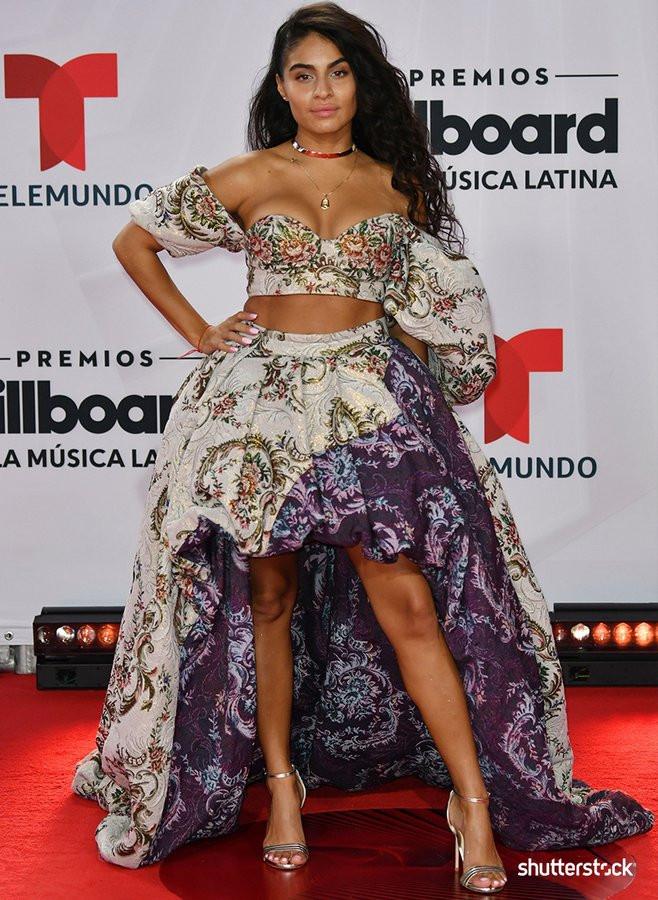 Jessie Reyez Latin Billboard Awards