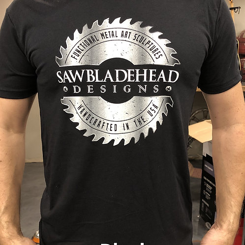 Sawbladehead Designs Original Logo Tee