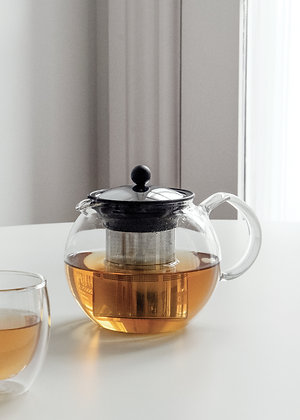 Bodum = Assam Teapot - MADE IN PORTUGAL