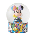 Minnie Mouse Britto Water Globe