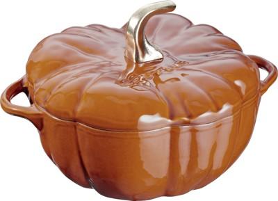 Pumpkin Cocotte - 24cm Cinnamon HR