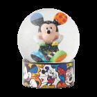 Britto Mickey Mouse WaterGlobe