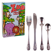 Childrens Cutlery- Zoo Pattern