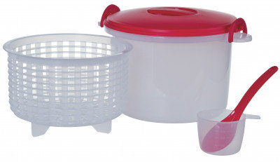 Microwave Rice & Pasta Cooker