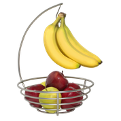 Fruit Bowl with Banana Hook
