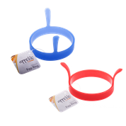 Egg Rings - silicone - each