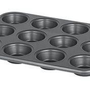 Cakepan - Muffin pan- 12 cup