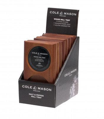 Cole & Mason Wood Mill Tray