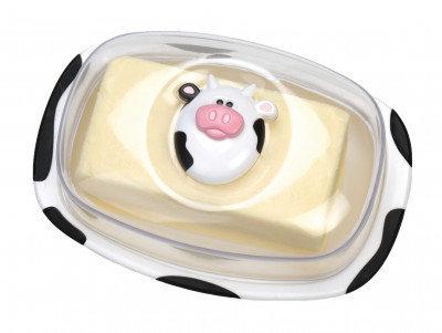 Butter Dish - Moo Moo
