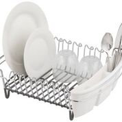 Dishrack - Avanti Deluxe - with White Caddy