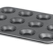 Cakepan - Shallow Patty cakes - 12 cups