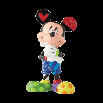 Britto 'Thinking Mickey' Figurine