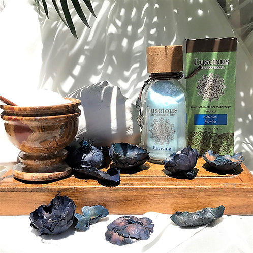 """Reviving"" Botanical Mineral Bath Product"