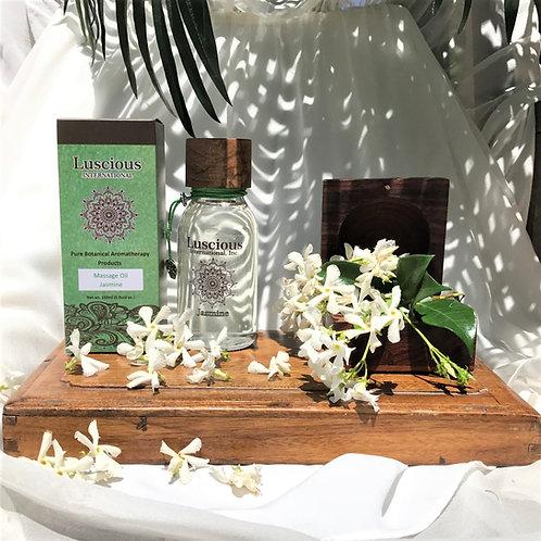 """Jasmine Aromatherapy"" Massage Oil/Skin Moisturizer"
