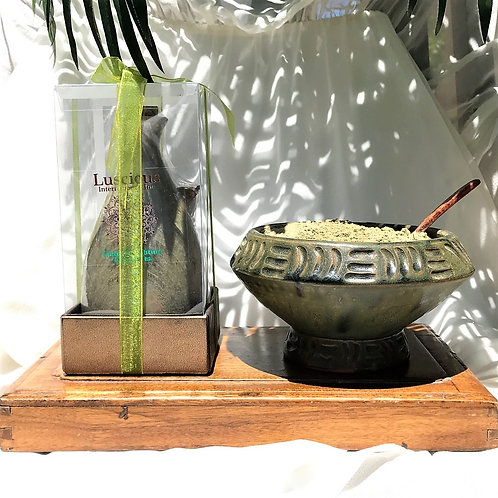 """Limited Edition Green Tea"" Aromatherapy Massage Oil/Skin Moisturizer"