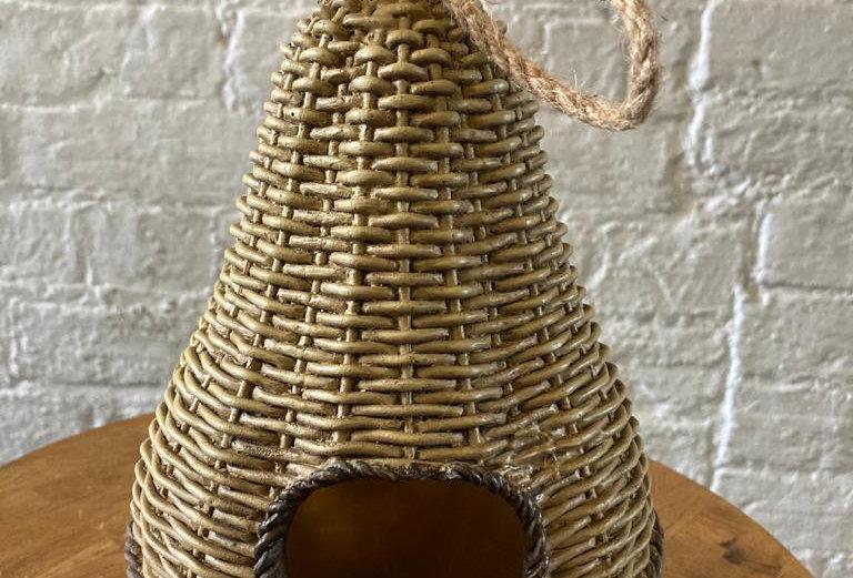 Pear Birdhouse