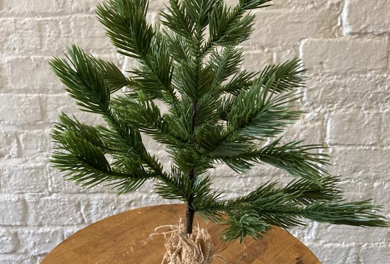 Faux Pine Tree - Small