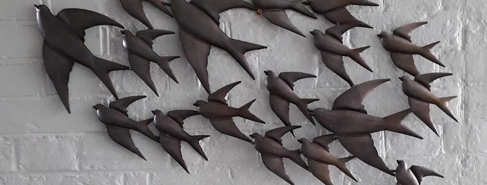 Wall Mount - Starlings