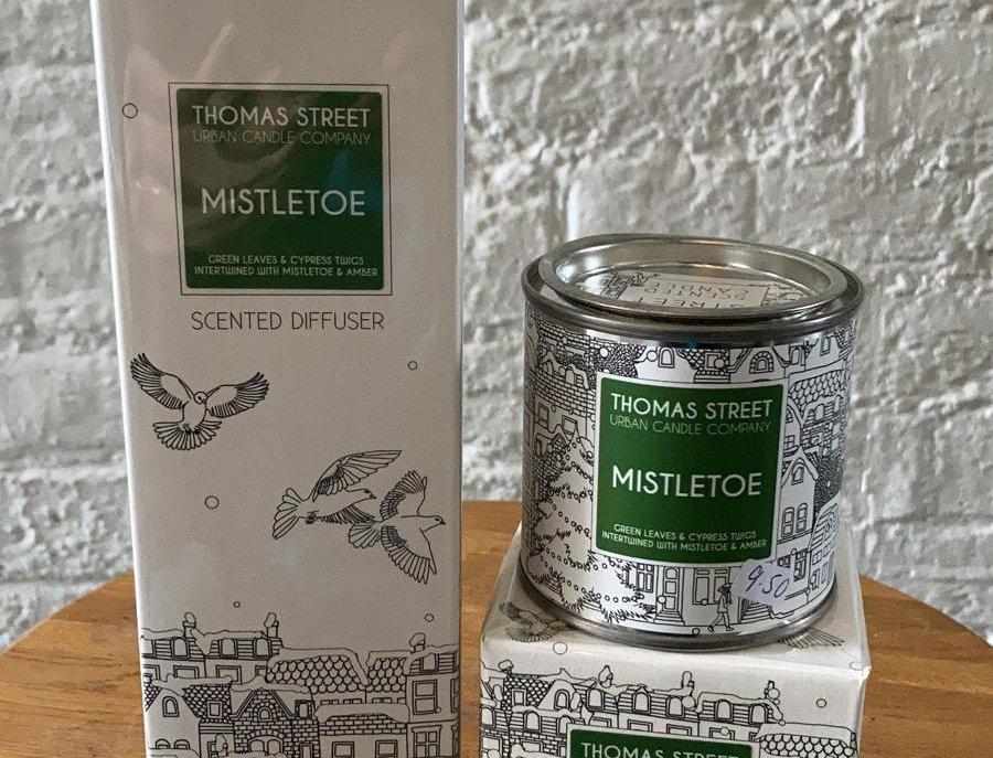 Mistletoe Reed Diffuser