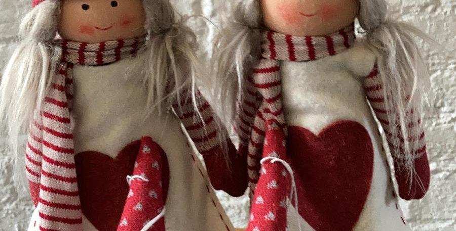 Large Christmas Doll