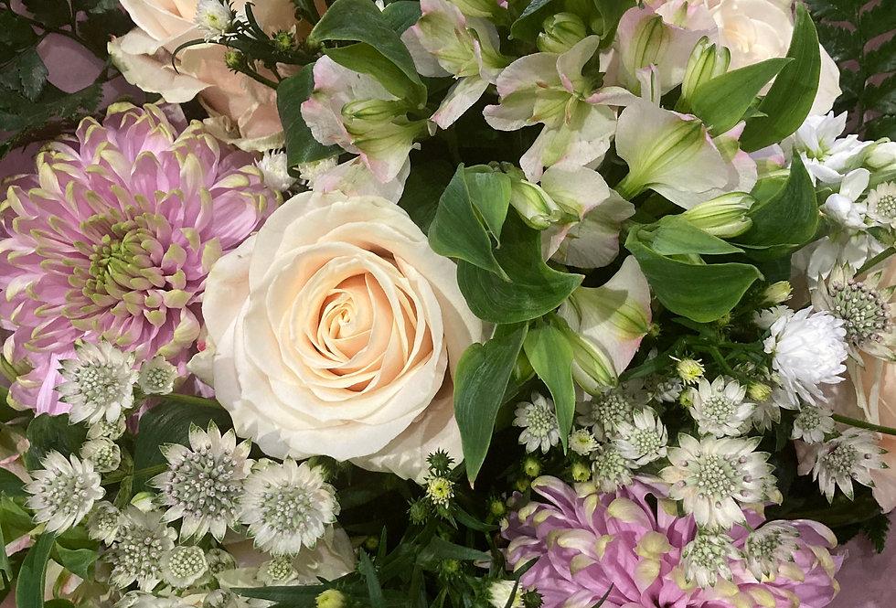 Pink - Florist Seasonal Bouquet