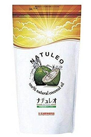 ココナッツオイル ナチュレオ